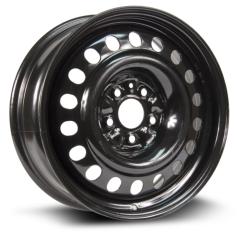 C-Wheels - Steel Wheel - 17x7 - Black