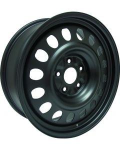 Steel Wheel 19x7.5 5x127 ET40 CB71.5 Black