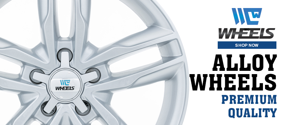 Wheels - Alloy Wheels Premium Quality. Shop Now