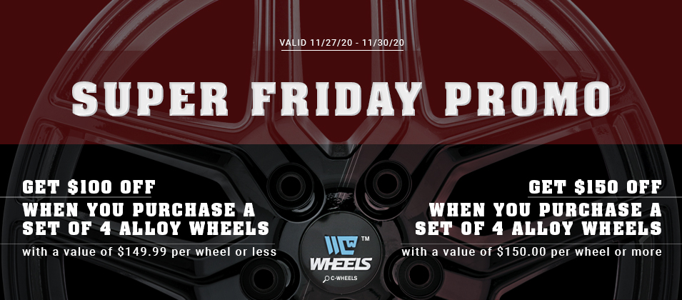 Wheels - Alloy Wheels Premium Quality. Shop Now